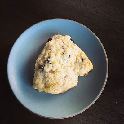 Chocolate-Orange Scones