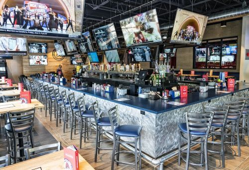 Arooga's Grille House & Sports Bar Ranked A Top Franchise for Third Consecutive Year in Entrepreneur's Highly Competitive 40th Annual Franchise 500