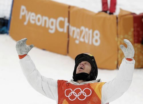 Shaun White finds Olympic redemption in PyeongChang