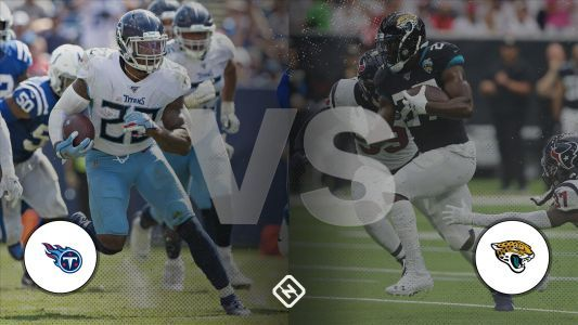 What channel is Titans vs. Jaguars on today? Time, TV schedule for 'Thursday Night Football' game