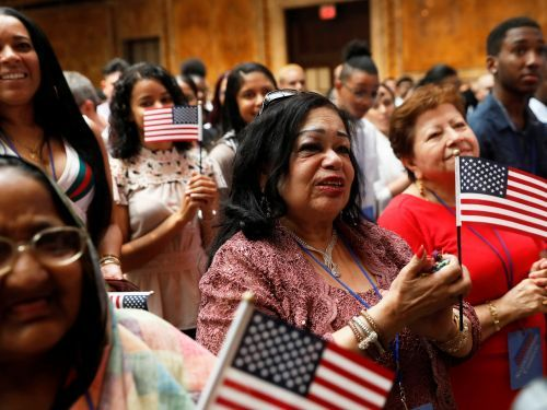 The foreign-born population in the US is larger and more educated than ever, according to 2 key reports on the group