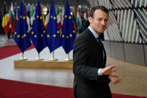 Macron's Centrism Is Coming Apart at the Seams