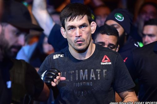 Demian Maia vs. Lyman Good among several new additions to UFC on ESPN+ 2 in Brazil