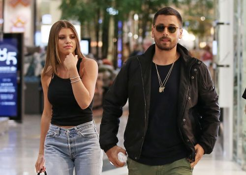 Sofia Richie 'Heavily Suspects' Scott Disick Is Sleeping With Kourtney Kardashian: 'It Consumes Her,' Source Says