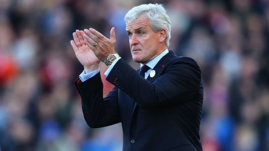 I seem to get involved in handshake issues - Hughes bemused by Mourinho snub