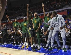 Baylor remains No. 1 in AP Top 25 with few changes at top