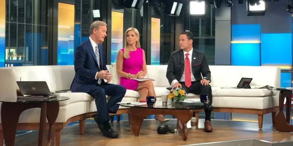 'These aren't our kids': 'Fox and Friends' host says immigrant children shouldn't be treated like kids from 'Idaho or Texas'