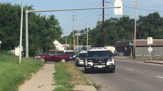Police: 9-year-old girl was at the wheel of car involved in chase