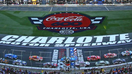 NASCAR race weather: Will rain in the Charlotte forecast delay Sunday's Coca-Cola 600?