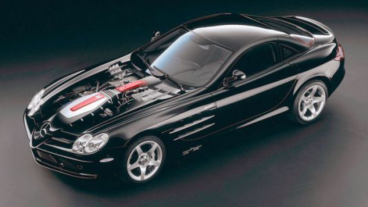 You Could Get the Mercedes-McLaren SLR on 18-Inch Wheels and It Is Blowing My Mind