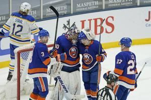 Pageau lifts New York Islanders over Buffalo Sabres 3-2