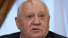 Trump's Planned Nuclear Pact Withdrawal 'Not The Work Of A Great Mind,' Says Gorbachev