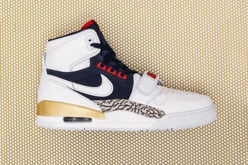 Air Jordan Legacy 312 Now Available In Dream Team Inspired Colorway