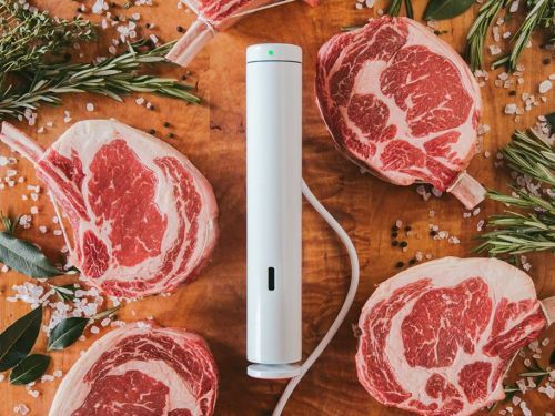 We compared the ChefSteps Joule to the Anova - and it's clear which sous vide machine you should get