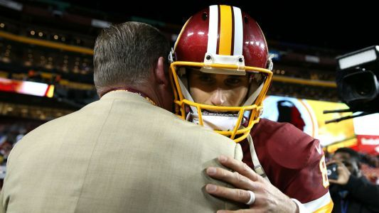 Kirk Cousin is nothing 'special', says former Redskins GM Scot McCloughan