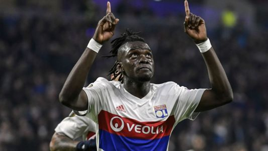 Traore on target as Lyon secure Europa League last-16 ticket
