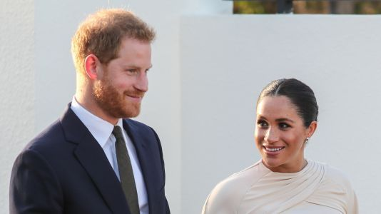 Prince Harry Reveals He's Had 'About 2 Hours Sleep' Since Welcoming His Son With Meghan Markle