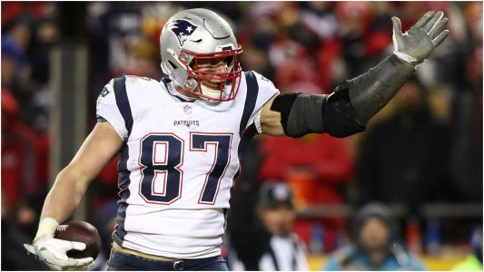 Rob Gronkowski's agent confirms retirement, but leaves door open for return