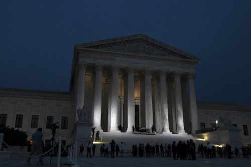 Poll: 57 percent say election winner should fill Ginsburg's seat