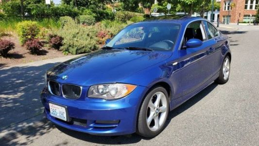 At $4,000, Could This Low Mileage 2008 BMW 128i Be The One?