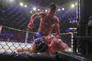 MacDonald wins, Sonnen quits in Bellator return to MSG
