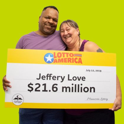 $21.6 Million Lottery Winner From Elk River Claims Prize