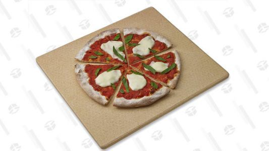 In This $30 Pizza Stone We Crust