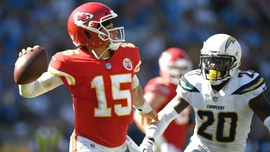 NFL playoff picture: Scenarios for Chiefs, Chargers, others to clinch in Week 14