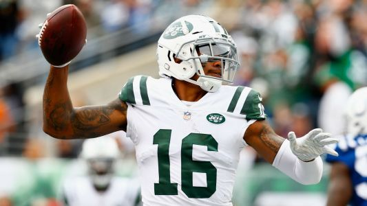 NFL free agency rumors: Jets to release WR Terrelle Pryor due to injury
