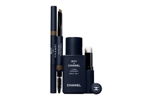 Chanel Introduces First Men's Makeup Line