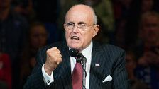 Rudy Giuliani Says Americans Would Revolt If Trump Gets Impeached