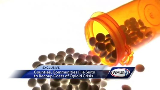 NH counties, towns file new lawsuits against pharmaceutical companies, doctors