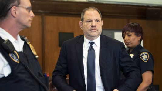 Harvey Weinstein Charged Over Alleged Sex Crime Against A Third Woman