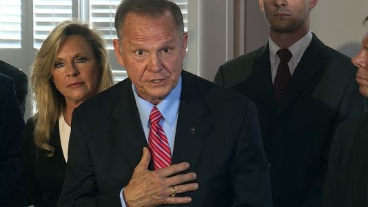 Watch Live: Roy Moore holding an event in Jackson, AL amid sexual misconduct allegations
