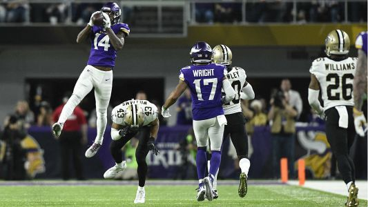 Was Marcus Williams' whiff the worst mistake in NFL playoff history?