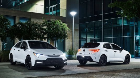 News Of The Ruling Class Out Of Pebble Beach Be Damned! Behold The 2020 Toyota Corolla Nightshade Edition, The Car Of The People