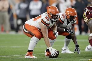 Browns trade C Austin Corbett to Rams for undisclosed pick