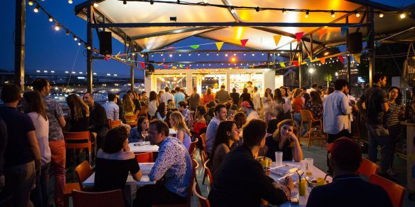 Party on Paris' Best Floating Bars