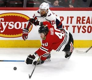 Smith-Pelly starts in return to Chicago after racist taunts