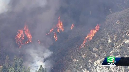 California plans $536 million for forests before fire season
