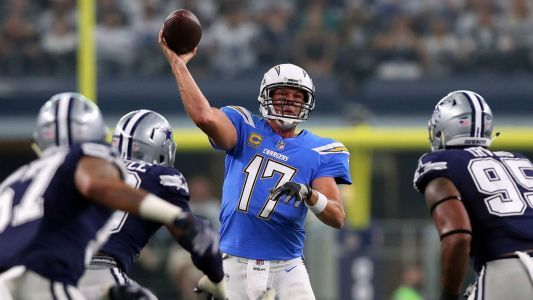 Three takeaways from Chargers' Thanksgiving win over Cowboys