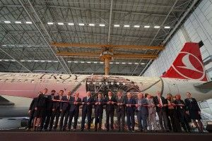"""Troia"" themed aircraft revealed by Turkish Airlines"