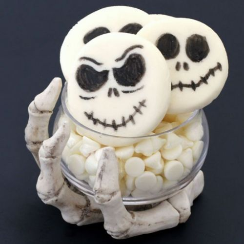 Jack Skellington Fudge