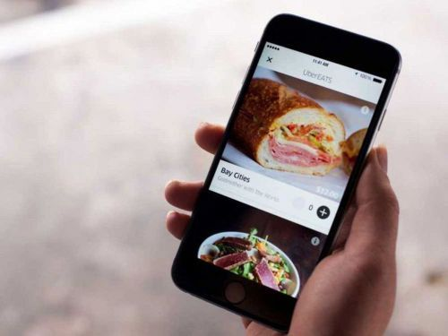 Uber Eats' Path to Delivery Domination: Restaurant Inception
