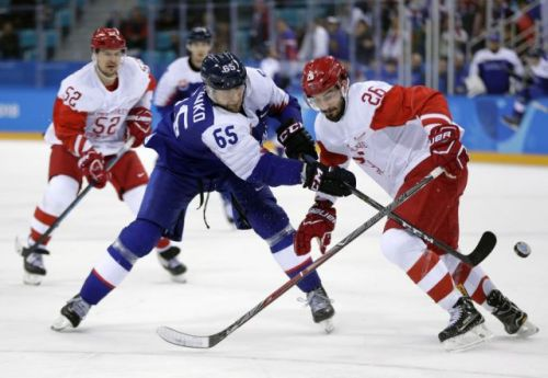 The Russian enigma is the biggest question of the Olympic men's hockey tournament