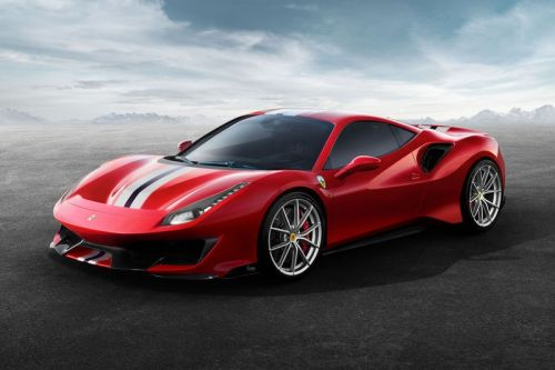 Ferrari Employs Its Most Powerful V8 for the 488 Pista