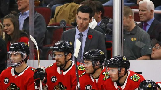 With system changes coming, adjustments already beginning for Blackhawks in Colliton's debut