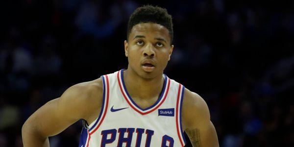 The saga of Markelle Fultz - the No. 1 draft pick who has been out since October with a puzzling shoulder injury - continues to become more bizarre