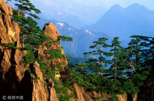Huangshan Mountain offers free admission for foreigners