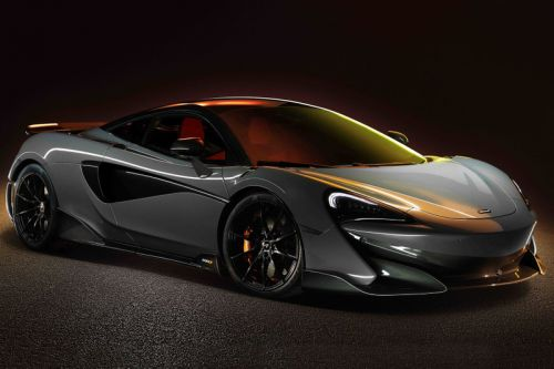 McLaren Plans to Go Full Hybrid by 2025